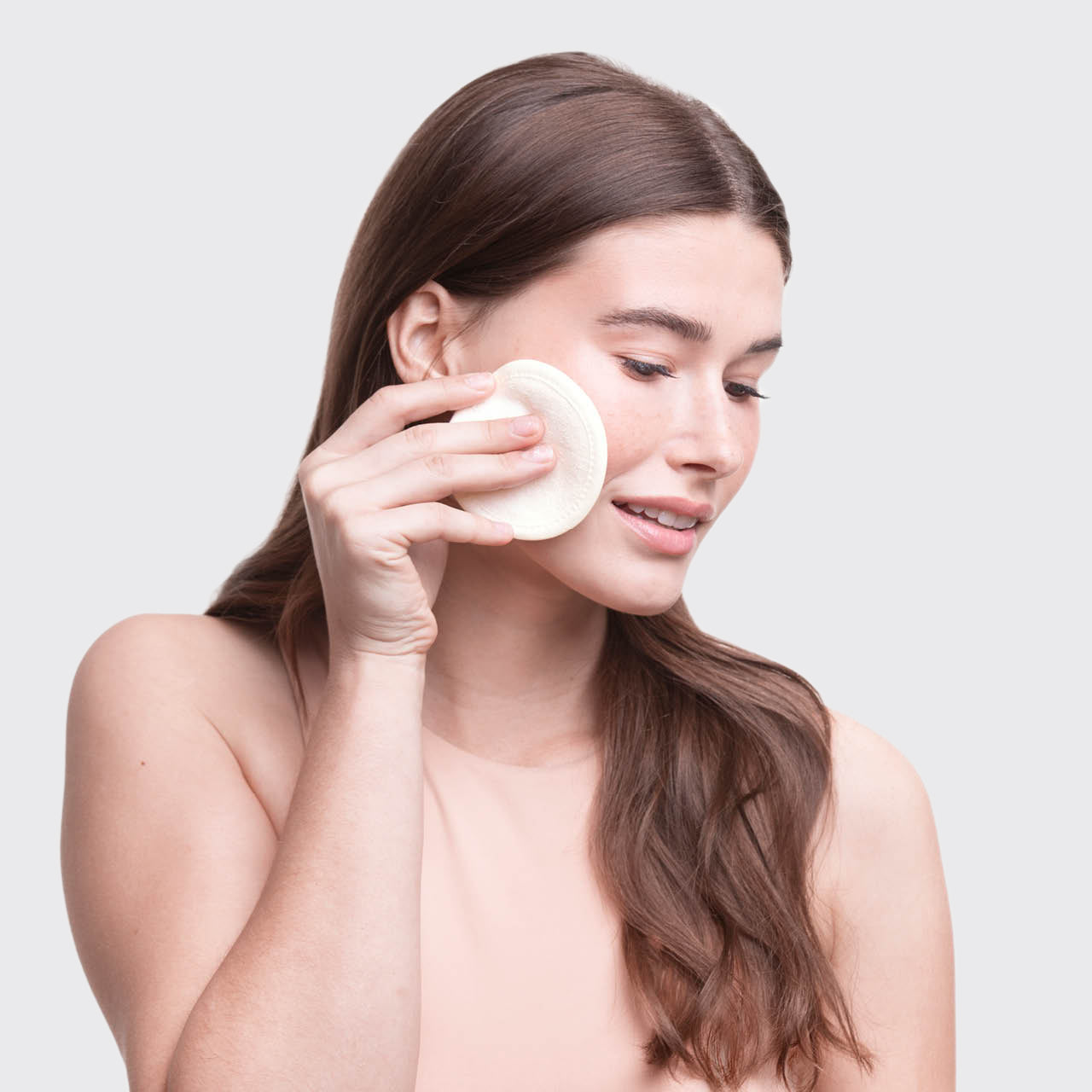 Eco-Friendly Mini Face Rounds - 7pc Cleanse Cleanse